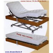 Sommier Relax TPR Releveur Vertical